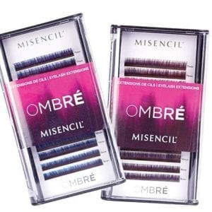 Ombré Lashes - Tray of Multiple Sizes