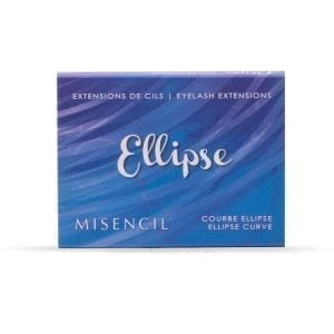 Black Ellipse Lashes in Bulk