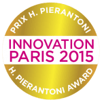 Prix de l'Innovation Paris H. Pierantoni 2015