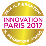 Prix de l'Innovation Paris H. Pierantoni 2017