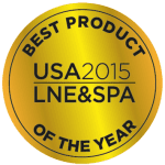 Best Product of the Year USA 2015 LNE&SPA