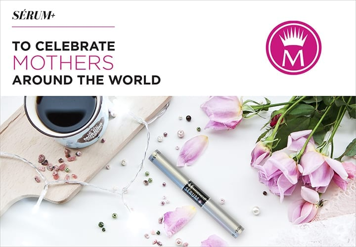 A serum to celebrate mothers around the world