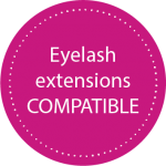 Eyelash Extensions Compatible