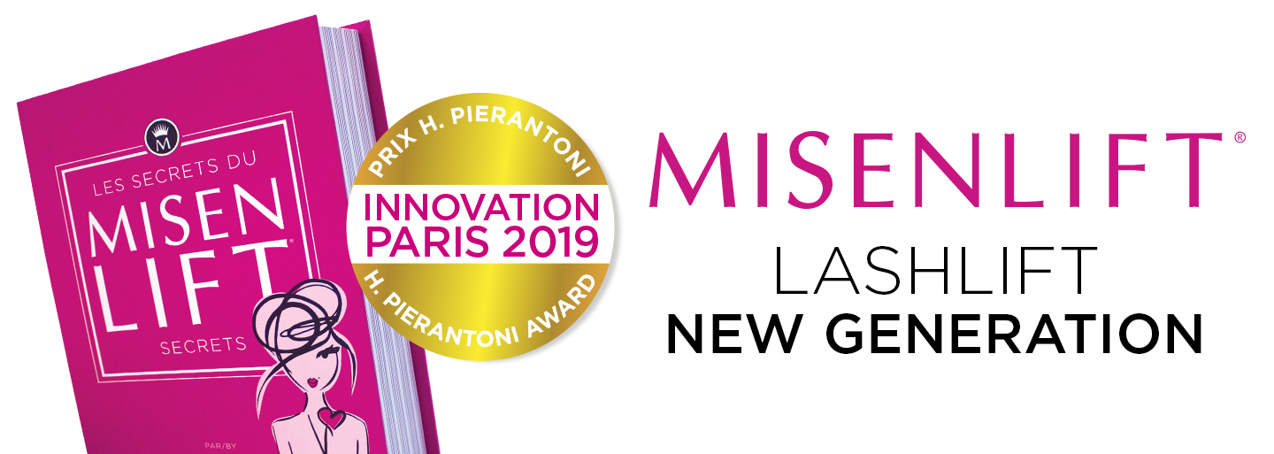 2019 PARIS INNOVATION AWARD - Misenlift Lash Lift Box Set