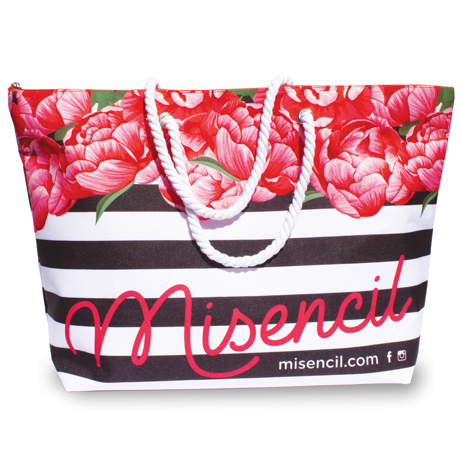 Misencil Beach Bag